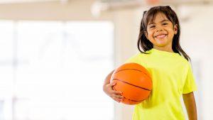 equilibrio entre deporte y niños