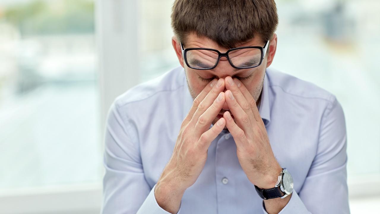 El estrés puede causar presión arterial alta a largo plazo