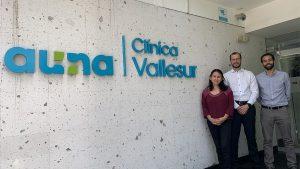 Clínica Auna Vallesur presenta su nuevo equipo gerencial
