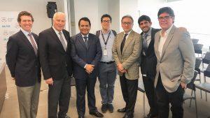 Auna e iPRI firman acuerdo para desarrollar importante programa de prevención en Latinoamérica