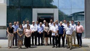 Auna anuncia construcción de una nueva clínica en Piura