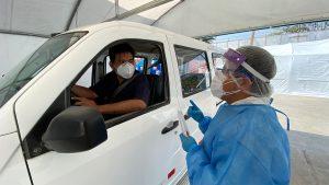 Centro de Detección de COVID-19 Auna en Piura