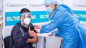 Centro de Vacunación Auna