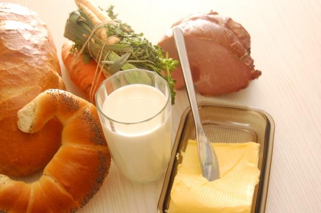 alergias alimentarias leche