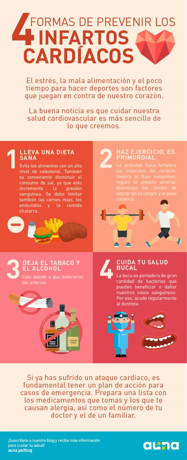 infografia-4-formas-prevenir-infartos-cardiacos